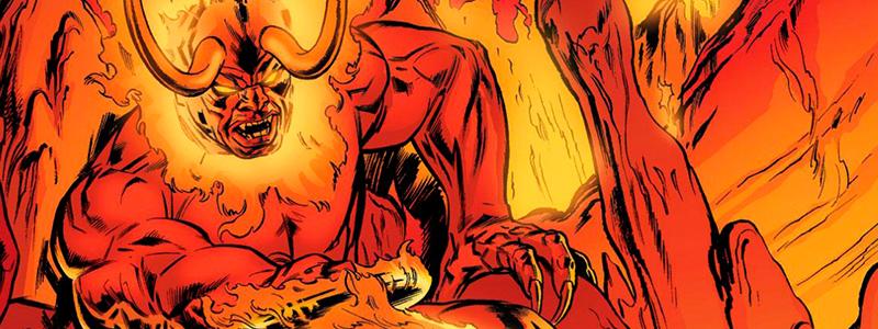 Jogo 01 - Saga de Asgard - A Ameaça Fantasma a Asgard Surtur